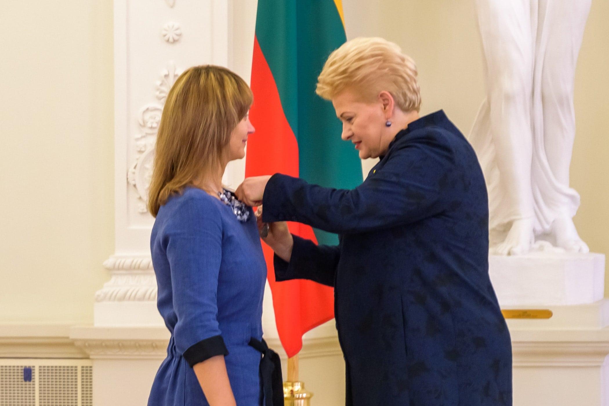 """""""Už nuopelnus Lietuvai"""""""