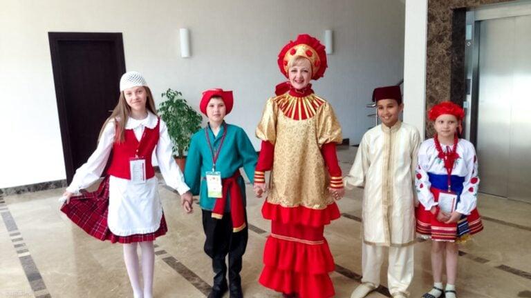 14-oji Tarptautinė vaikų, sergančių leukemija, savaitė Turkijoje